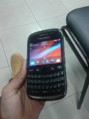 Vendo Blacberry  solo movilnet