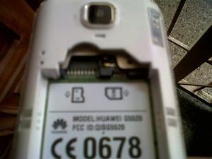 Vendo Huawei G