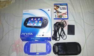 Vendo O Cambio Ps Vita 3g/ Wi-fi + Memoria 8gb Como Nuevo