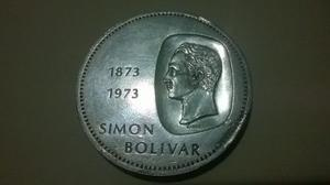 Bella Moneda De 10 Bs. De  (doblon)
