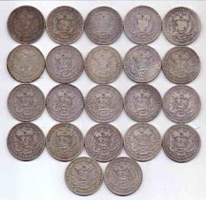 Coleccion Completa De Fuertes De Plata  A