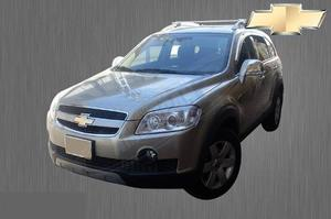 Kit Cromado Pilares Chevrolet Captiva