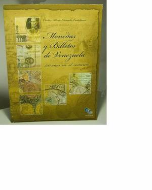 Libro Monedas Y Billetes De Venezuela