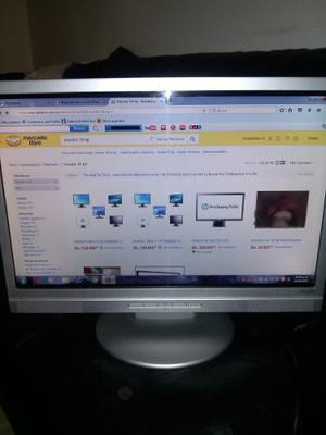 Monitor Hp 19 Pulgada 100% Operativo