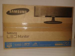 Monitor Led Samsung 22 Pulgadas Full Hd