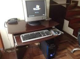 Monitor Y Teclado Convensional Hp