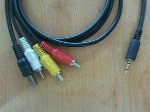 Cable De Video Componente Xbox 360 Slim E Tienda Fisica