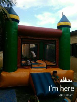 Castillo Inflable 4 X 3