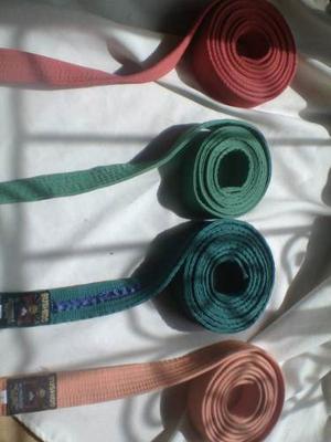 Cinturon De Karate Bushido