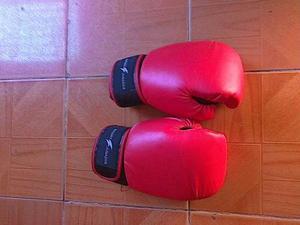 Guantes De Boxeo Sport Jugados 12oz