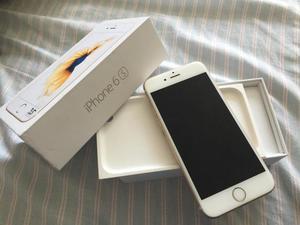 Iphone 6s dorado 16gb como nuevo acepto cambio