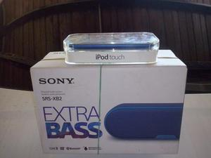 Ipod Touch 16 Gb Blanco + Corneta Sony Extra Bass Srs Xb2