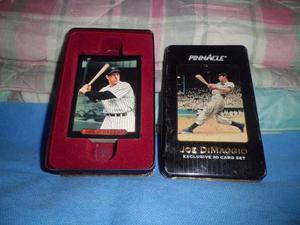 Joe Dimaggio Exclusiva 30 Card Set