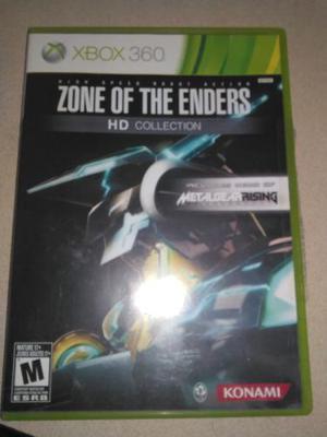Juego Original Xbox 360 Zone Of The Enders