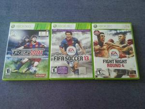 Juegos Originales Para Xbox 360 Usados En Buen Estado