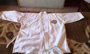 Karategui Karate Nacional Talla 3 Muy Conservado Usado