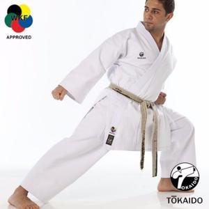 Karategui Tokaido Kata Master Wkf Talla 165cm Nuevo Original