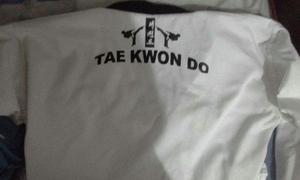 Kit Mono De Taekwondo