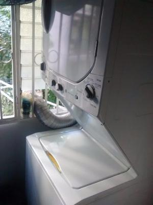 Lavadora Secadora Morocha General Electric 12kg