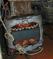 Motor De Lavadora Para Molino De Maíz O Lavadora