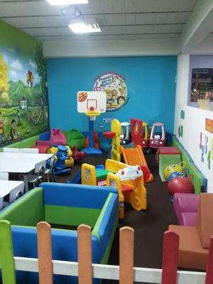 Parque Infantil De Plástico Little Tike Y Mini Gym