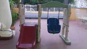 Parque Infantil Little Tikes Plastico