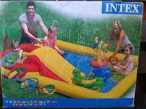 Piscina Inflable Para Niños Marca Intex
