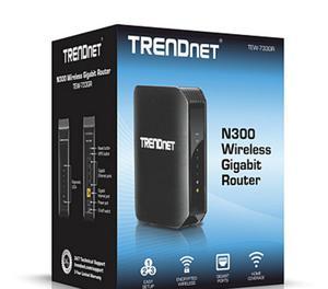 Router Gigabit wireless N300 TEW-733GR