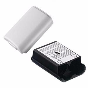 Tapa Para Baterias Del Control De Xbox 360 Blanca O Negra