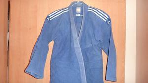 Uniforme De Judo Judogui Adidas Azul Talla 4.5 Como Nuevo
