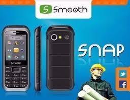 Vendo Celular Smooth Snap LIBERADO doble Sim Nuevo