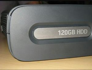 Vendo O Cambio Excelente Disco Duro 120 Gb Xbox 360
