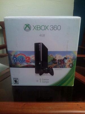 Xbox 360 Slim E Último Modelo Nuevo De Paquete.