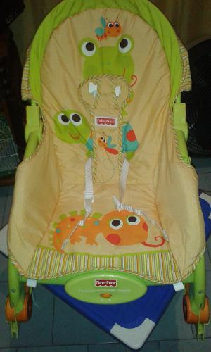 Silla Mecedora Para Bebé Fisher Price