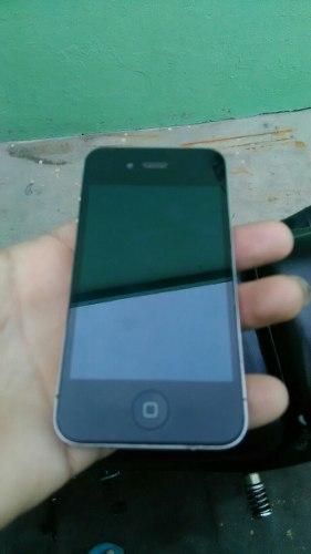 Vendo Iphone 4g De 16 Gigas