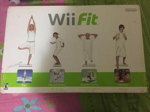 Wii Fit, (Sólo Tabla)