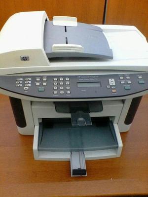 impresora hp laser jet mnf
