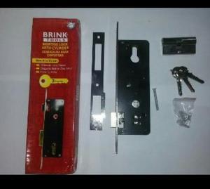 Cerradura Para Embutir 25mm Marca Brink Oferta