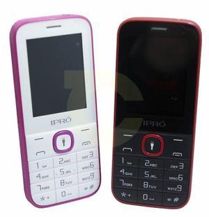 Combo Telefono Celular Ipro I324f Dual Sim Camara + Libro