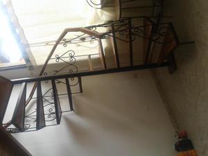 Escalera de hierro espina de pescado posot class for Escaleras hierro forjado