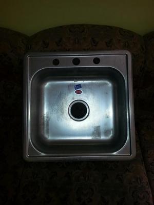 Lavaplato fregadero 53x53 fanaimox posot class - Fregaderos de aluminio ...