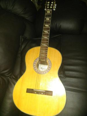 Guitarra Acústica Fretmaster Nueva
