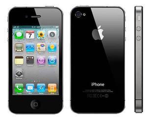 Iphone 4s 16gb Liberados 3g 100% Original Negro