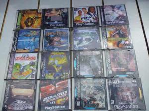 Juegos De Playstation 1, Psone, Remate Aproveche