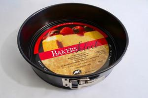 Molde Para Torta Desmontable De 25 X 7 Cm