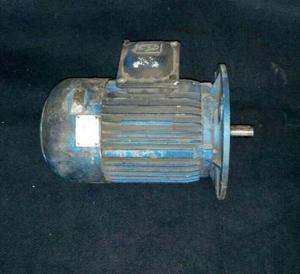Motor Trifásico, 4 Caballos De Fuerza, Para Compresores.
