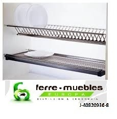Platera Escurridora Para Muebles De (70cm) Herraje De Cocina