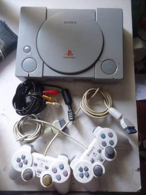 Playstation 1 Para Reparar O Repuestos (funciona)