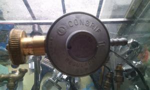 Regulador Bombona Gas Comunal Congrif