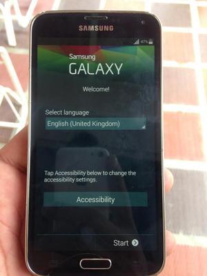 Samsung galaxy s5 pin de carga malo